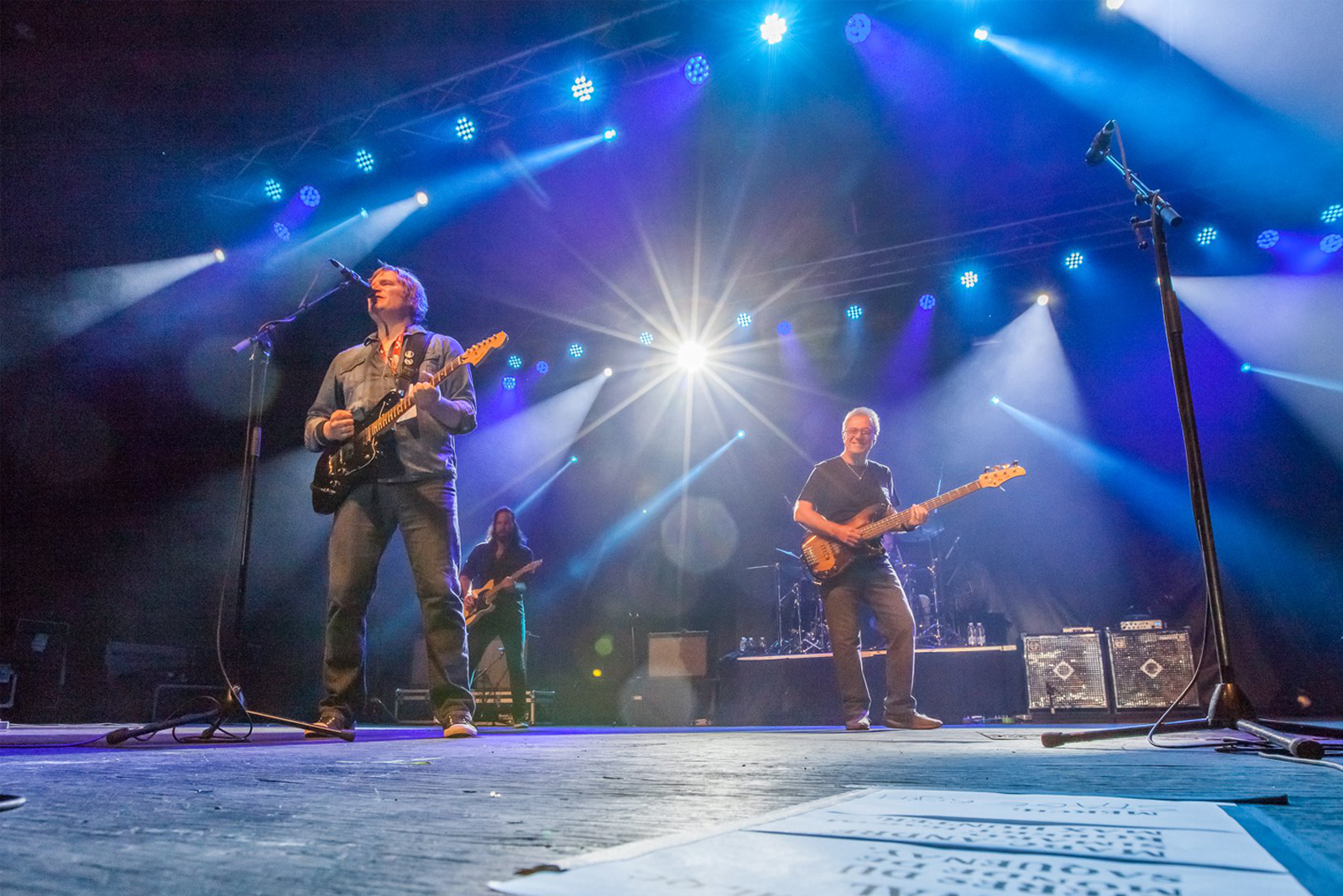 CREEDENCE CLEARWATER  REVISITED SHOW