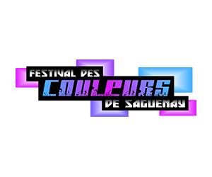 Logo Festival des couleurs de Saguenay