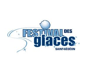Logo Festival des glaces de Saint-Gédéon