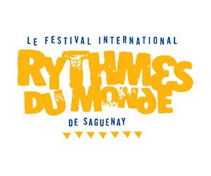 Logo Rythmes du monde