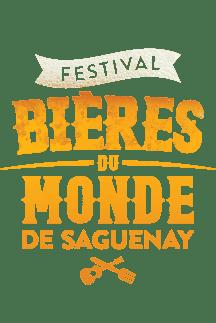Logo Festival bières du monde de Saguenay