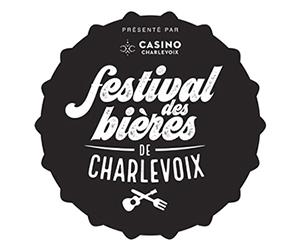 Logo Festival des bières de Charlevoix