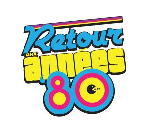 Logo Retour Aux Années 80